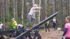 Villmann Hill-climb en suksess